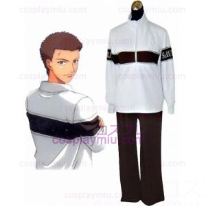 The Prince Of Tennis St. Rudolph Middle School Winter Uniform Cosplay Costume