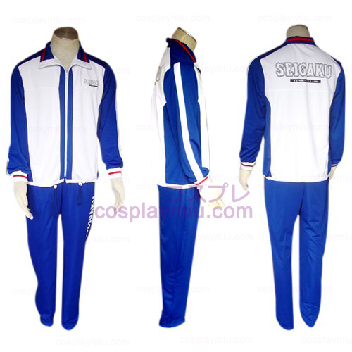 Prince Of Tennis Seigaku Cosplay Costume