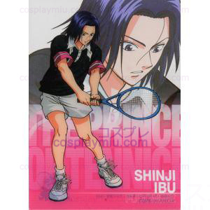 The Prince of Tennis Fudomine Summer Uniform Cosplay Costume