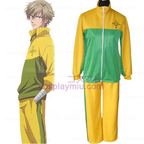 Prince Of Tennis Shitenhoji Middle School Winter Uniform Cosplay