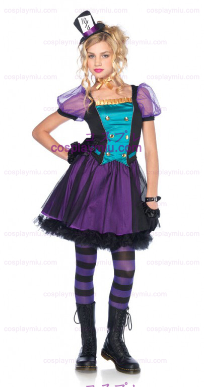 Mischievious Madhatter Teen Costume