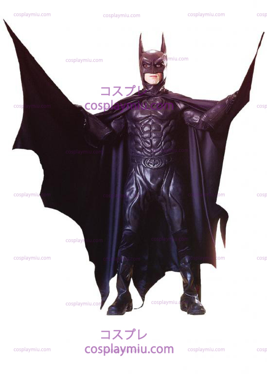 Batman From 1997 Movie Deluxe Adult Costume