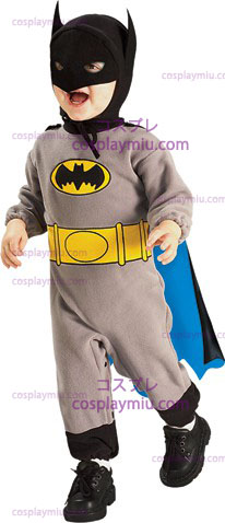 The Cutest Little Batman Costume