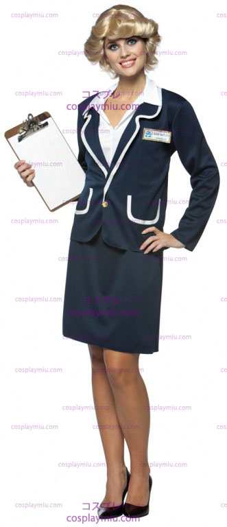 Love Boat Julie Mccoy Cruise Director Adult Costume