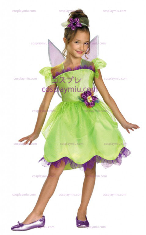 Tinker Bell Rainbow Toddler and Child Costume