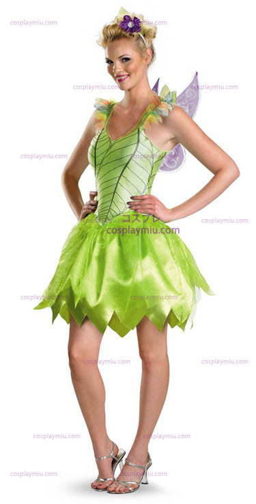 Tinkerbell Rainbow Deluxe Adult Costume