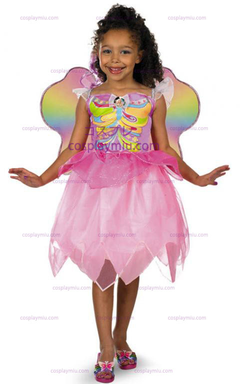 Barbie Elina Quality Toddler Child Costume