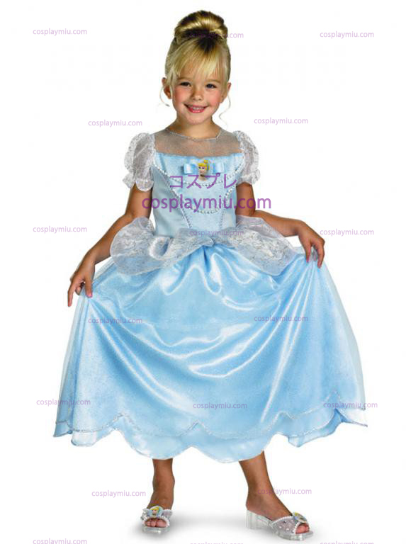 Girl Cinderella Costume