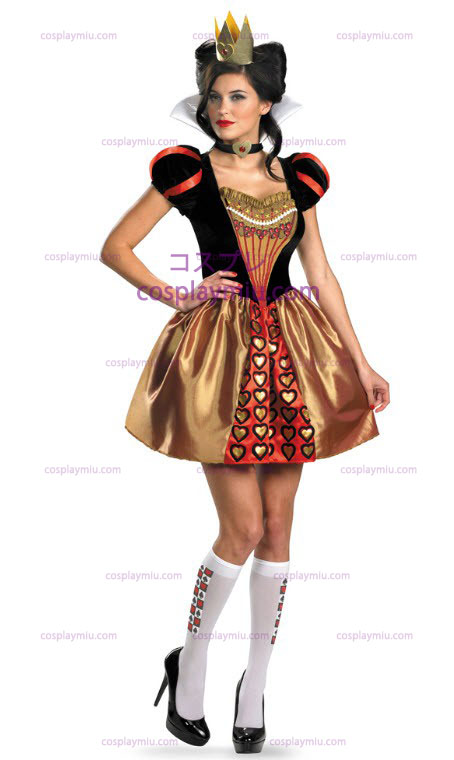 Sassy Red Queen Adult Costume