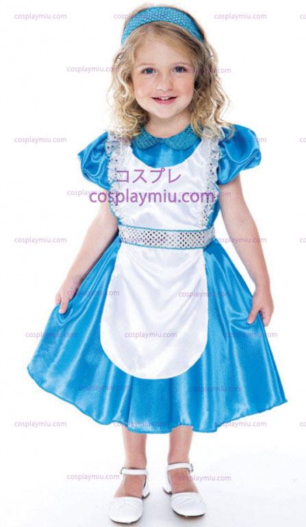 Enchanted Alice Toddler Costume 2T