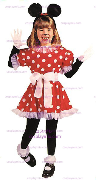 Li'l Miss Mouse Toddler Costume