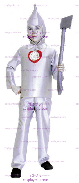Wizard Of Oz Tin Man Child Costume