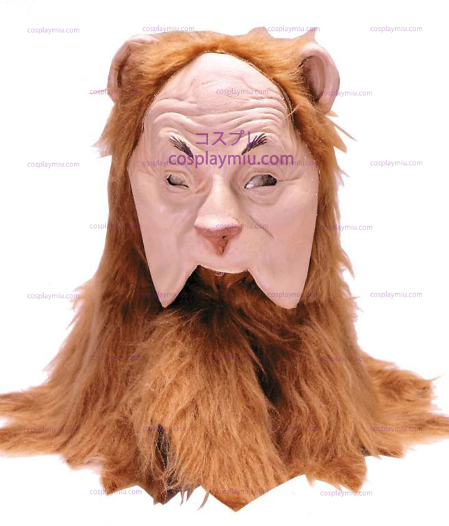 Wizard of Oz Cowardly Lion Adult Mask