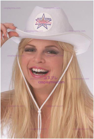Adult Dallas Cheerleader Hat