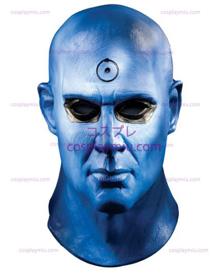 Dr. Manhattan Mask