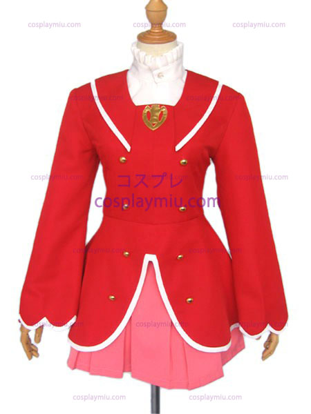 Twin Princess of Mysterious Star Gyu! School uniforms - Fine RW