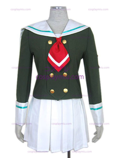 Graduate School of Women's uniform usually Seiso Corda Primo Passo of gold