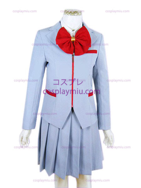Bleach College Women's uniforms
