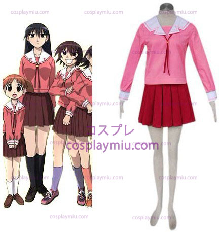 Azumanga Daioh Shool Uniform (winter) Cosplay Costume