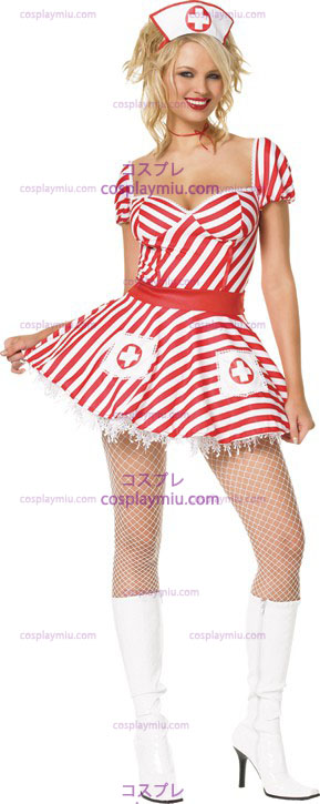 Candy Striper Sexy Adult Costume