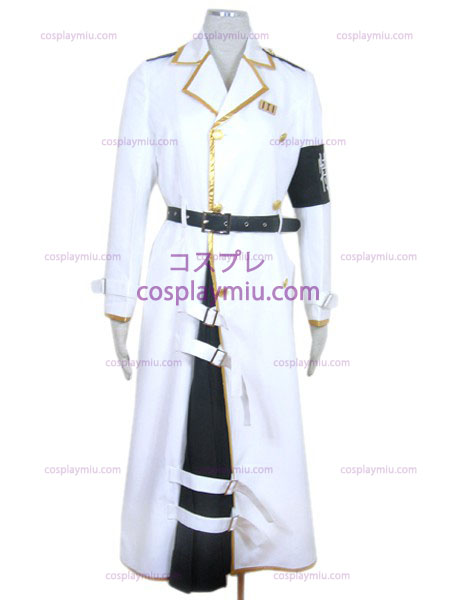 (white) uniform punishment specialized tailor-made