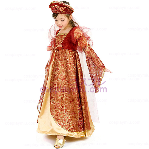 Princess Anne Child Costume
