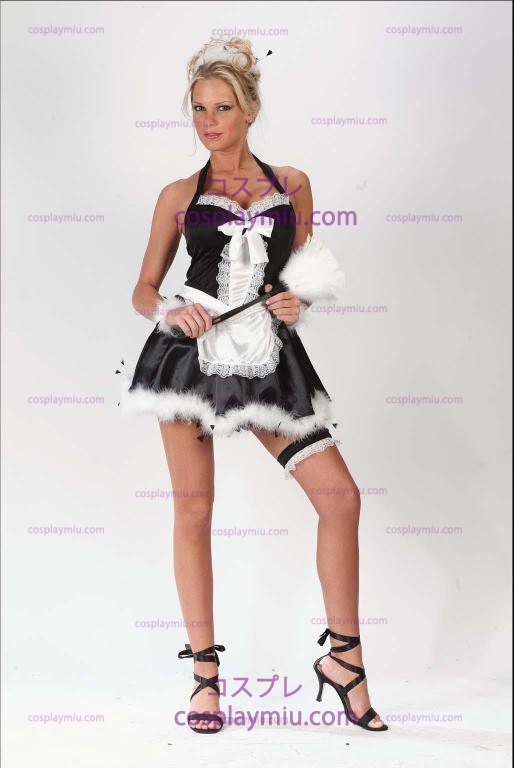 Sexy Upstairs Maid Adult Costume