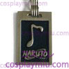 Naruto Sound Village Black Necklace
