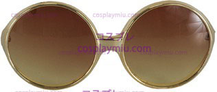 Glasses Superfly Gold Bn Yello