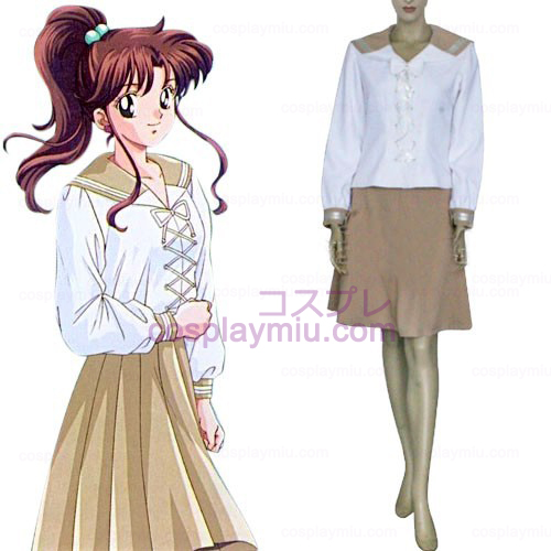 Sailor Moon Lita Women Cosplay Costume