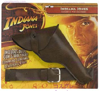 Indiana Jones Gun With Holster