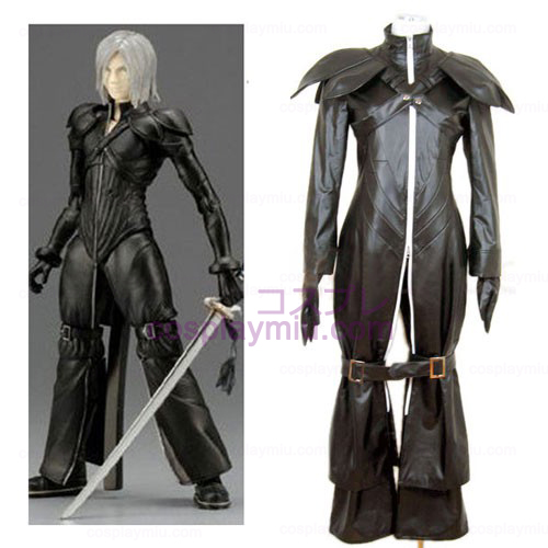 Final Fantasy VII Kadaj Halloween Cosplay Costume