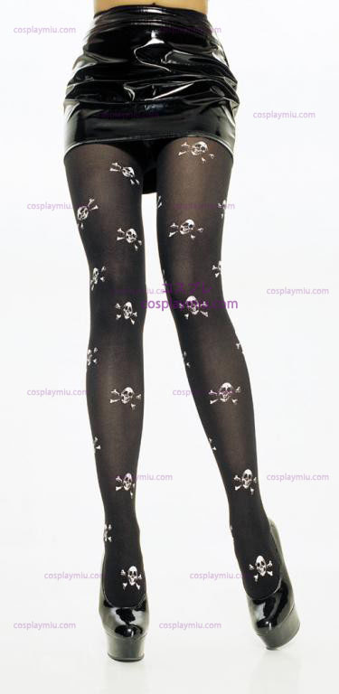 Stockings With Skulls