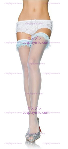 Thigh High with Garter Top