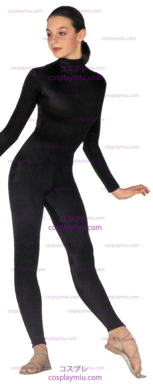 Turtle Neck Unitard