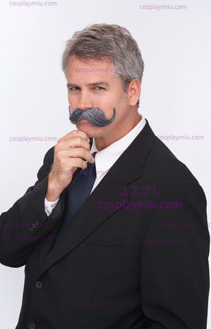 Mustache Handle Bar Grey
