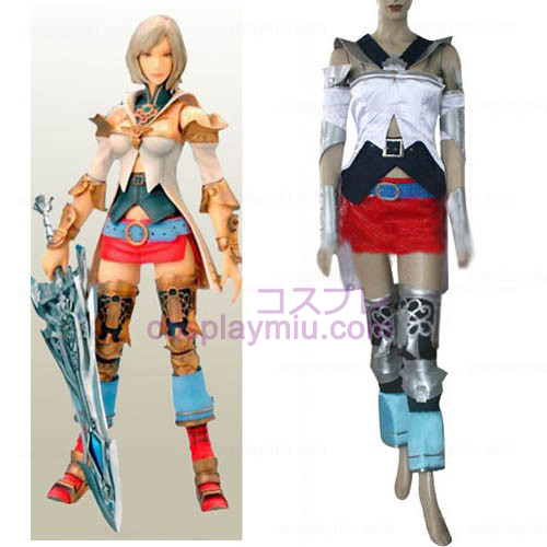 Final Fantasy XII Ashe Cosplay Costume