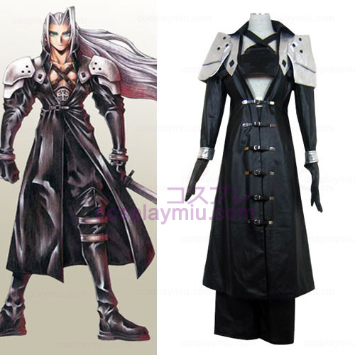 Final Fantasy VII Sephiroth Deluxe Halloween Cosplay Costume