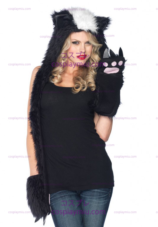 Stinky Pole Cat Adult Costume Kit