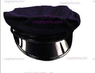Police Hat, Child, Navy