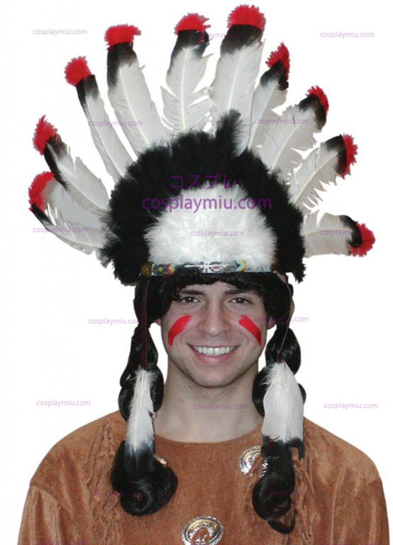 Deluxe Lightweight Indian War Bonnet