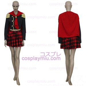 Final Fantasy Xiii 13 - Agito Girl Uniform