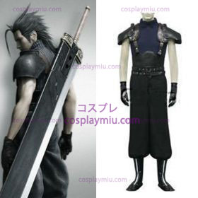 Final Fantasy VII Seven Last Order Zack Men Cosplay Costume