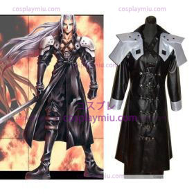 Final Fantasy Vii Sephiroth Deluxe Men Cosplay Costume