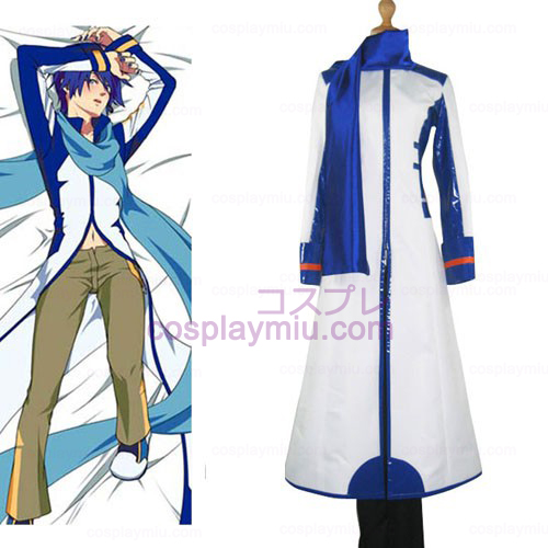 Vocaloid Kaito Halloween Men's Cosplay Costume