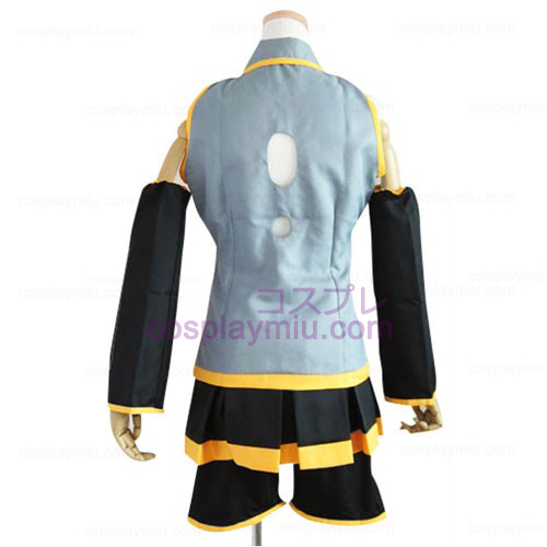 Vocaloid Neru Halloween Cosplay Costume