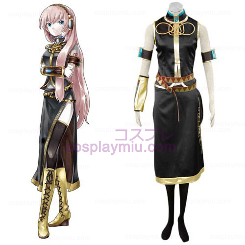 Vocaloid Luka Women Cosplay Costume