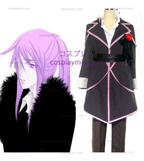 Vocaloid Anime Kamui Gakupo Imitation Black Cosplay Costume