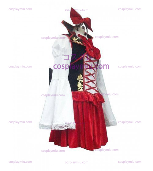 Vocaloid Kagamine Len Black and Red Classic Cosplay Costume