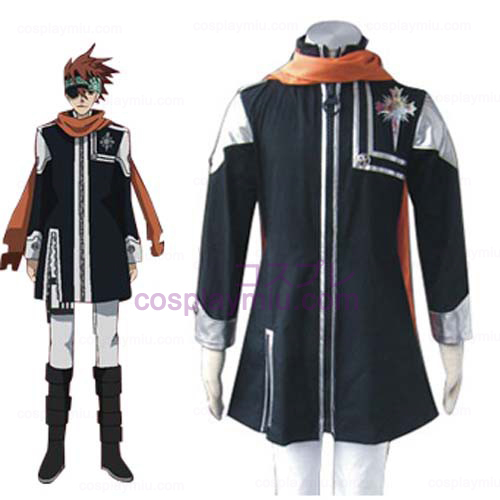 D.Gray man Rabi Jacket Cosplay Costume